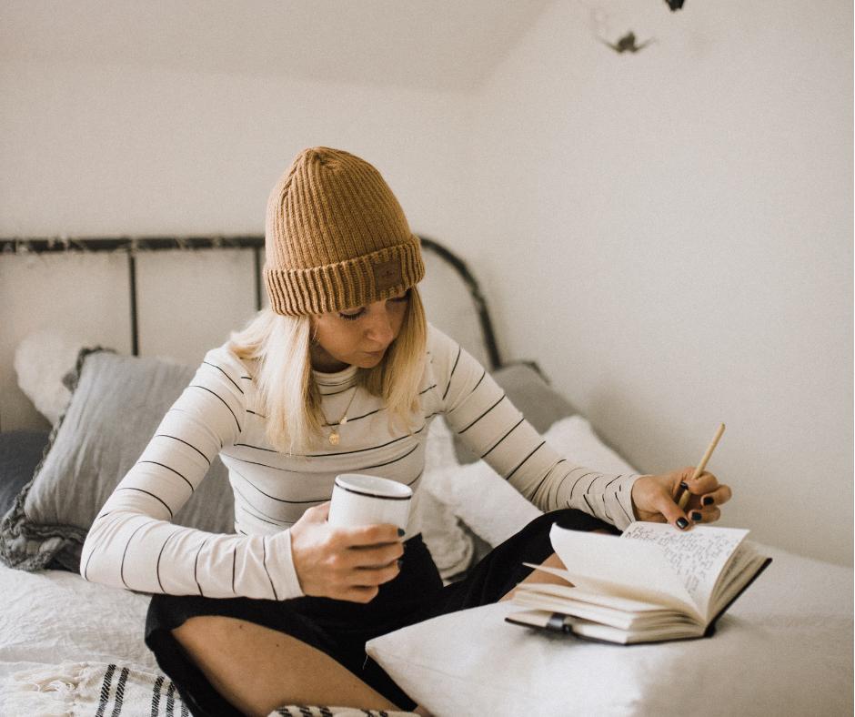 Writing at home